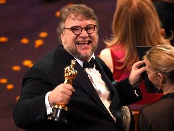 Guillermo del Toro, el gran triunfador de los Oscar 2018