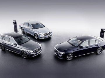 Mercedes Clase C y E