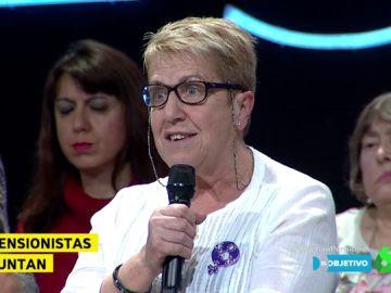 Marisol, en El Objetivo