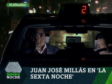 Juan José Millás en laSexta Noche