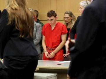 El autor confeso del tiroteo en un instituto de Florida, Nikolas Cruz