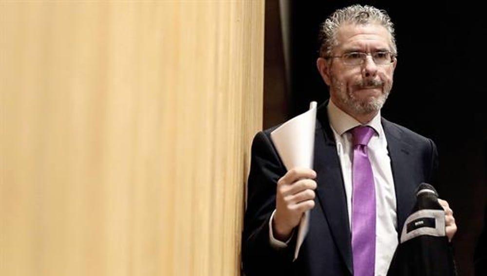 Francisco Granados declara hoy en la Audiencia Nacional