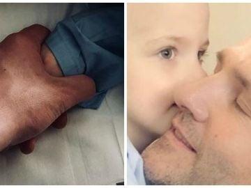 El hijo mayor de Santiago Cañizares, Lucas, se despide de su hermano con este emotivo mensaje