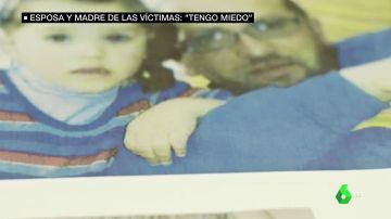Las víctimas del crimen de Almonte