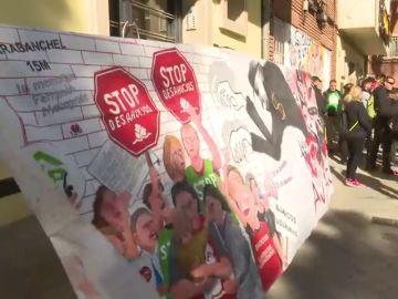 Imagen de archivo de una iniciativa contra los desahucios