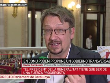 Xavier Domènech en ARV