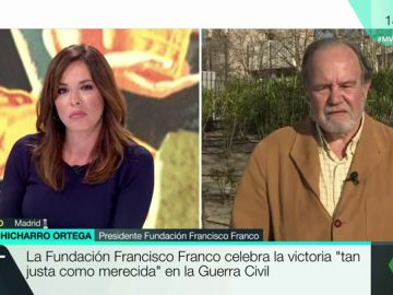 Presidente de la Fundación Francisco Franco, Juan Chicharro