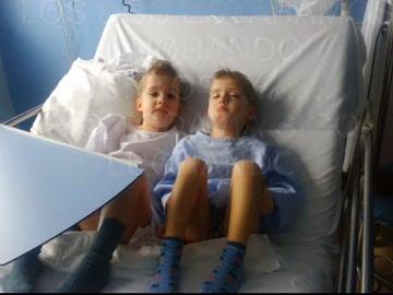 Ibai y su hermano Ekaim