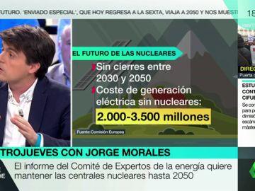 """El Comité de Expertos quiere mantener las centrales nucleares hasta 2050: """"Ya están al final de su vida útil"""""""