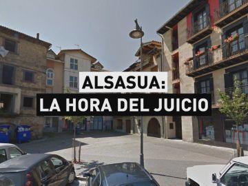 Juicio de Alsasua