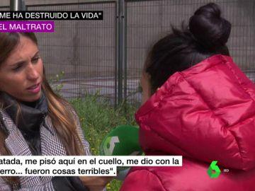Marta denuncia que sufrió abusos con 15 años