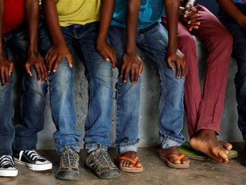 Niños soldados en Sudán del Sur