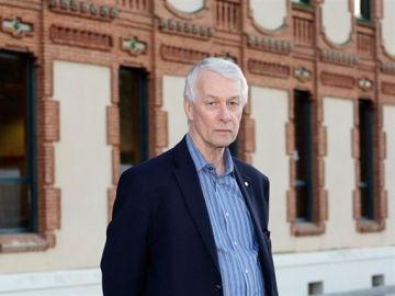 El Nobel Richard Roberts