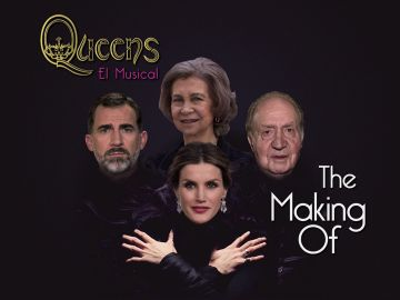Making of de 'Queens, El Musical' de El Intermedio