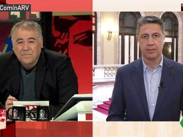 Xavier García Albiol, presidente del PP de Cataluña