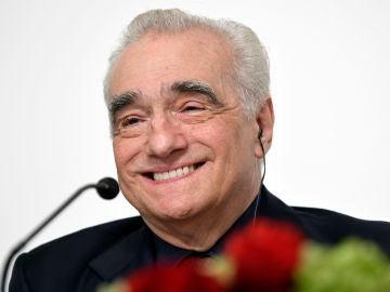 El director de cine estadounidense Martin Scorsese (Archivo)