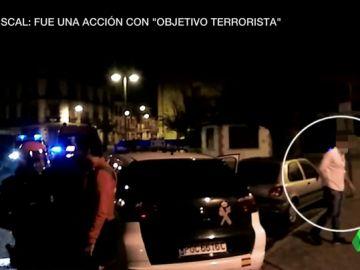 """El vídeo de Alsasua grabado minutos después del enfrentamiento en el bar que el fiscal del caso tacha de """"dudoso"""""""