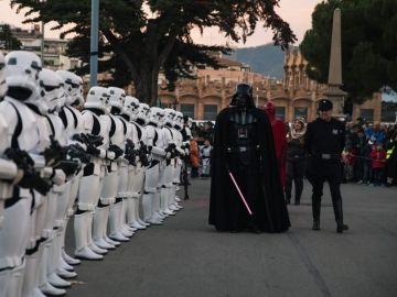 El desfile de la Fundación Andrés Olivares