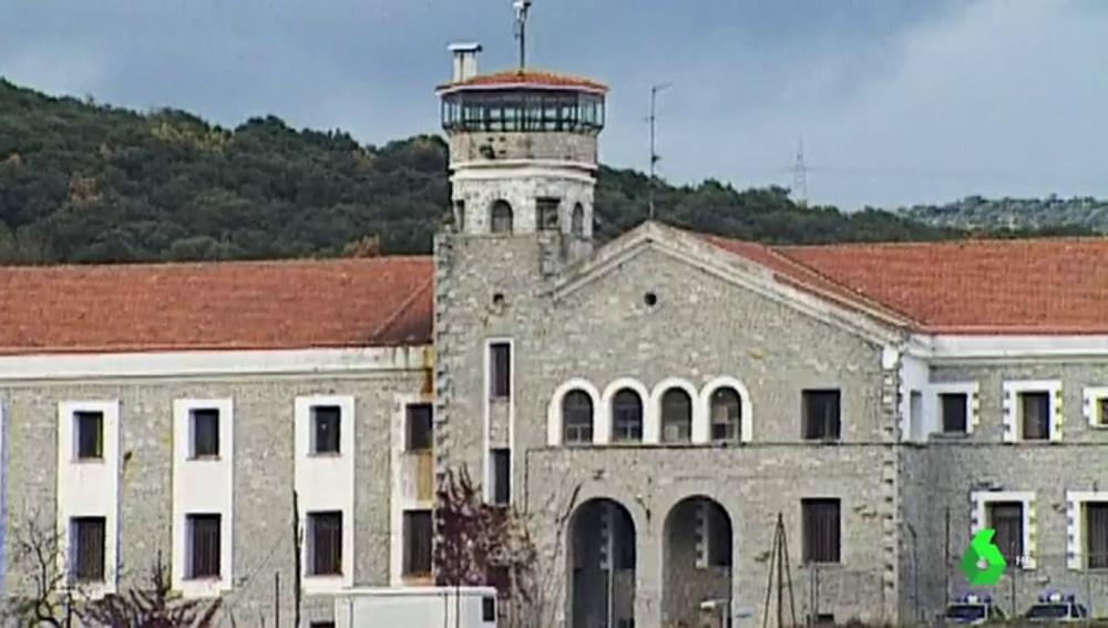 La imagen de una cárcel