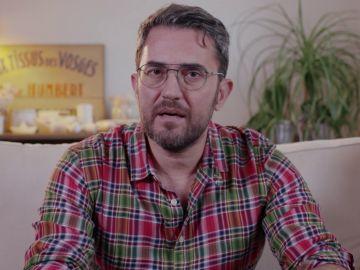 Máxim Huerta, en Salvados
