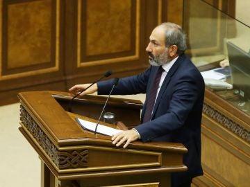 Imagen de archivo de Nikol Pashinián