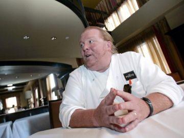 El chef Mario Batali