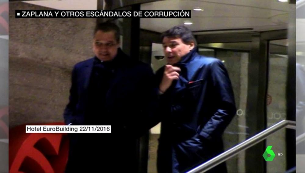 Del caso Naseiro a la trama Púnica: los otros escándalos de corrupción que salpicaron al exministro Zaplana