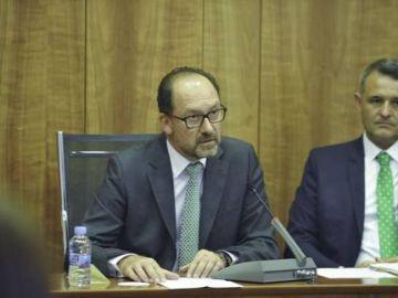 Emilio Bascuñana, alcalde de Orihuela por el PP