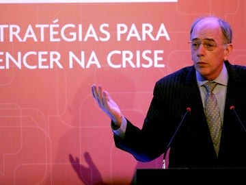 El expresidente de Petrobras, Pedro Parente