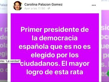 """<p>Una concejal del Partido Popular llama """"rata"""" y """"Freddy Krueger"""" a Pedro Sánchez</p>"""