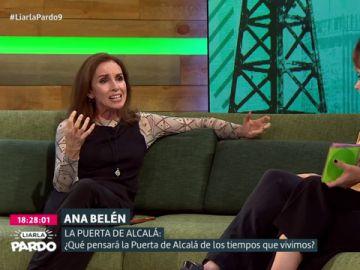 Ana Belén en Liarla Pardo