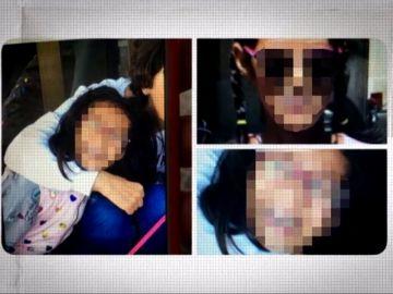 La reconstrucción del crimen de la pequeña Laia en Vilanova i la Geltrú