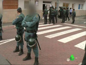 Desahucio en Granadilla, Tenerife