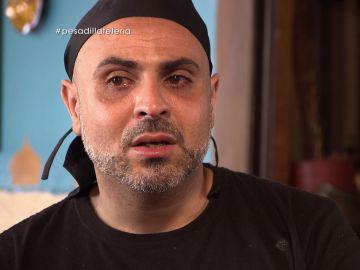Mohamed, en Pesadilla en la cocina: Nazarí