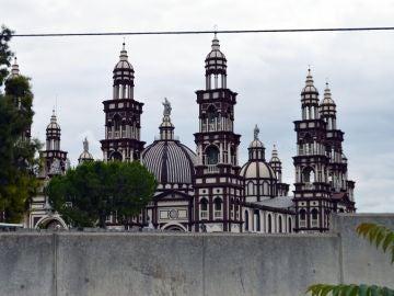 Iglesia Cristiana Palmariana de los Carmelitas de la Santa Faz, en El Palmar de Troya