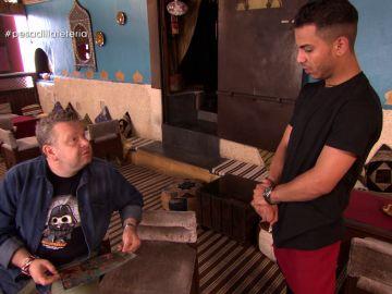 Chicote y Jaime, en Pesadilla en la cocina: Nazarí