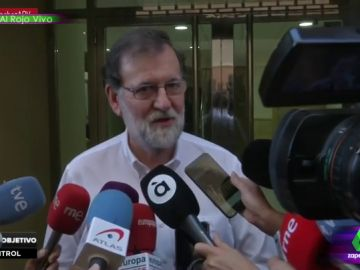 """El 'zasca' de Ana Morgade a Rajoy: """"Claro que está tranquilo como registrador de la propiedad si no se puso nervioso ni cuando registraron Génova"""""""