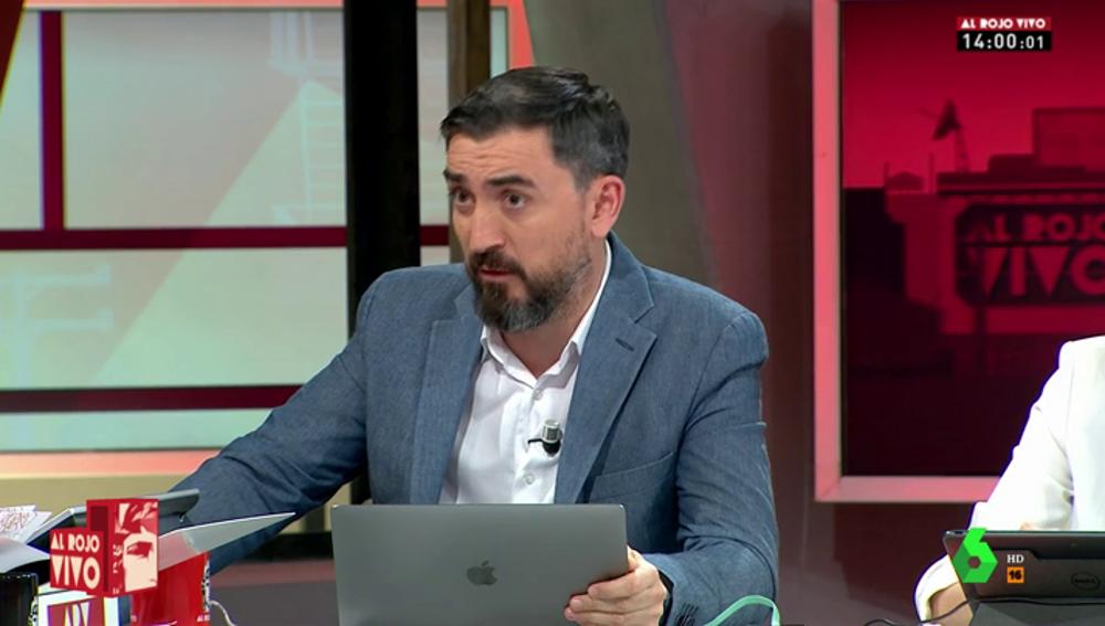 """Imputan a Ignacio Escolar y Raquel Ejerique por publicar información del máster de Cifuentes: """"Por haber contado la verdad"""""""