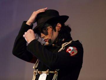 Michael Jackson en una imagen de archivo