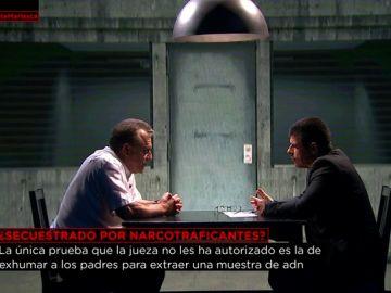El tío del 'niño de Somosierra', Juan García