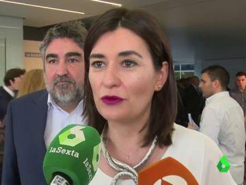 Carmen Montón, ministra de Sanidad