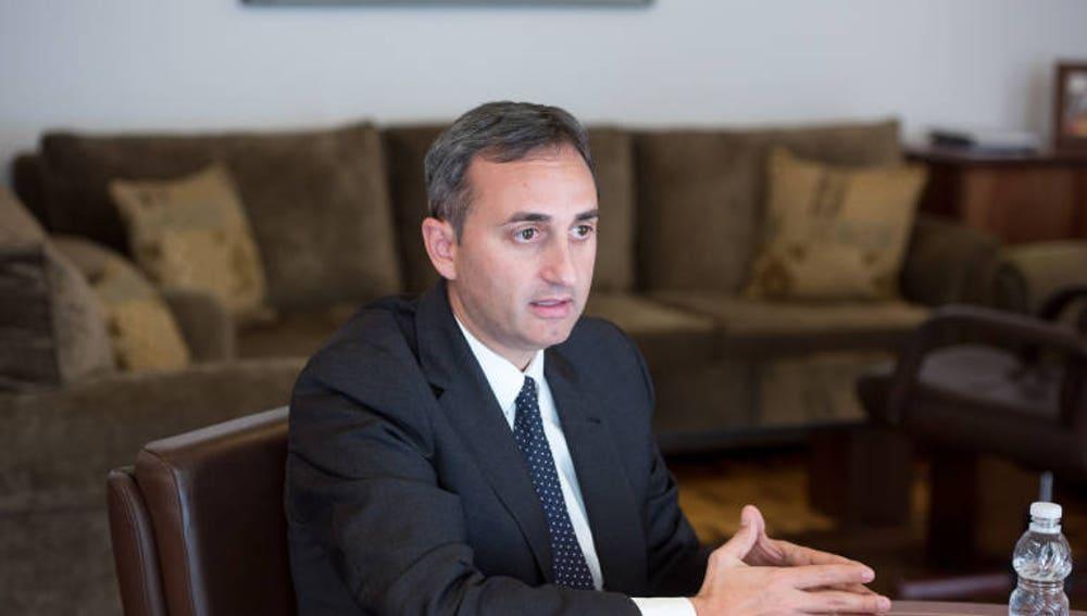 César Sánchez, alcalde de Calpe y presidente de la Diputación de Alicante