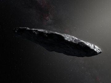 El viajero interestelar Oumuamua vuelve a ser un cometa