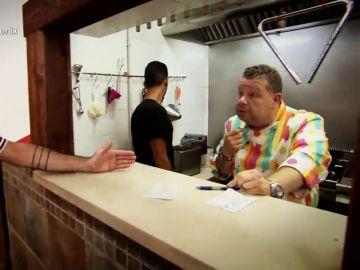 El chef de Pesadilla en la Cocina se enfrenta a uno de los retos más difíciles de la temporada: recuperar el Phoenix
