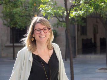Elsa Artadi, la portavoz del Govern