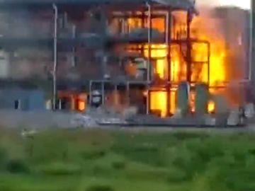 Explosión en una planta química en China deja al menos 19 muertos