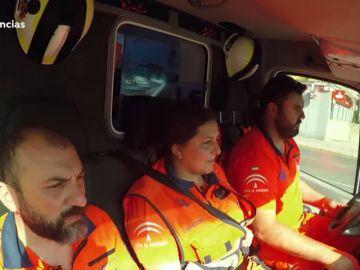 El equipo de Ambulancias Sevilla