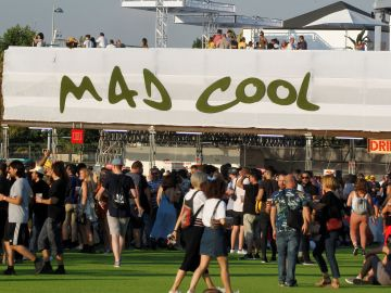 Accesos al festival Mad Cool 2018