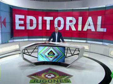 """Josep Pedrerol: """"Digan lo que digan, yo me quedo con lo fundamental. Es una delicia verle jugar. Disfrutemos de Messi""""."""