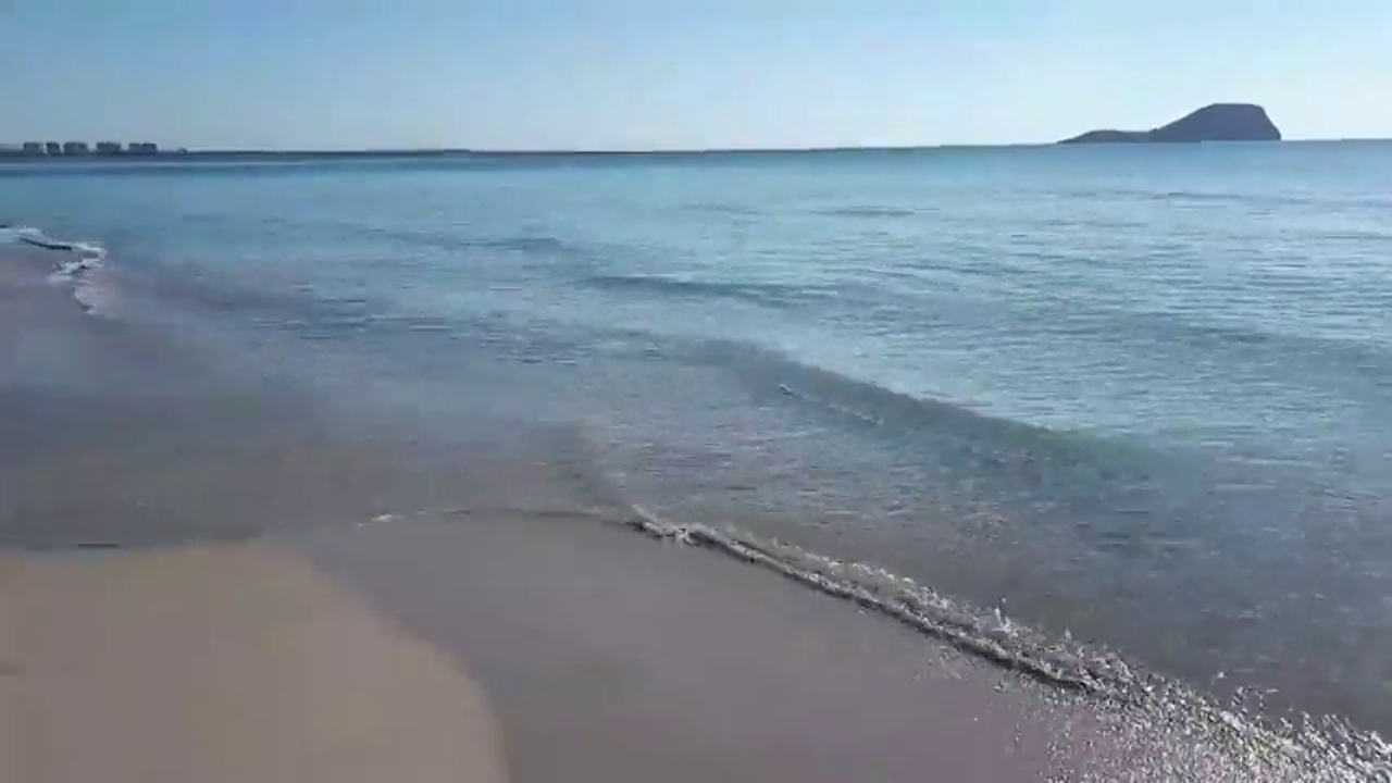 Playa de La Manga